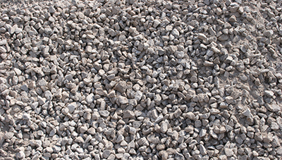 Quarried and recycled aggregates
